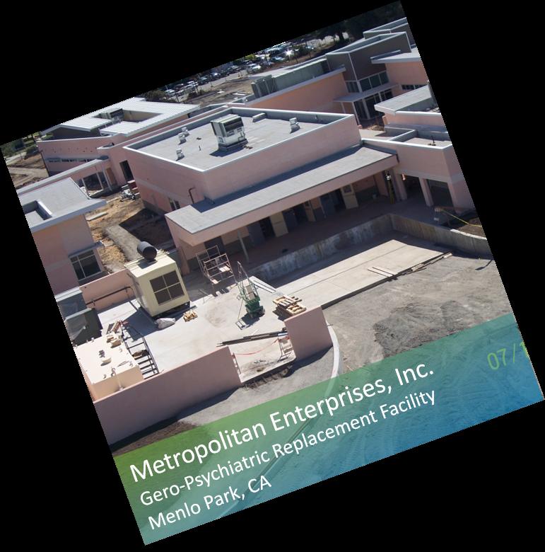 Metropolitan Enterprises Menlo Park